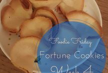 Foodie Friday! / Every week, my boys and I try a new recipe. They help me cook it, taste it and review it!