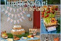1st birthday ideas / by Krystal Killough