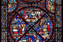 Rosetones de catedrales