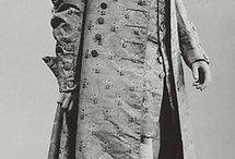 Georgian Men's Clothing