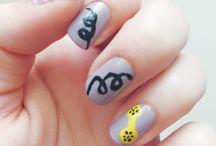Literary Nails and Fashion