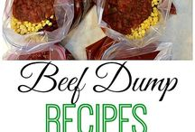 Beef Recipes / Recipes where beef is the star.