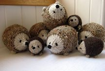 Knitted Stuffies