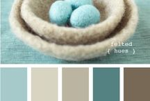 New Bathroom Ideas / Colors, and decorations / by Krissi Gabriel