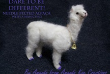 A to Z Alpaca Giveaway stuff! / by KeriAnne Zimmerman