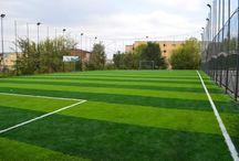 Teren fotbal Cluj Napoca ARENA / Teren fotbal Cluj Napoca ARENA, cartier Zorilor - gazon sintetic