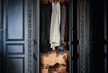 Wardrobe cabinets ....