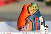 TORO MATA - The Festival of the Nativity 2013 / A celebration of the Nativity by the master artisans of Ayacucho, Peru.