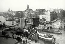 Rotterdam, oude foto's