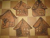 Keramika s dětmi různé / Tvoření z keramiky