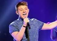 Nicky blue eyes xfactor / Picture of Nicholas McDonald