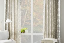 Window Treatments / Stylish window treatments for every room