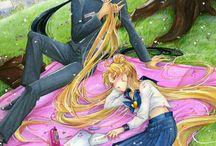 Serena y Seiya