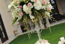 Wedding Flowers / by Cheyenne Vollrath
