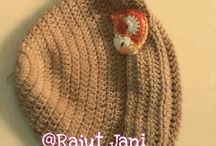 Rajut ja ni / Buatan sendiri, handmade, dijual, preorder, crochet, knit, craft, made by order, limited edition