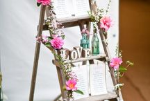 Wedding Seating Plans / So many amazing ideas for seating / table plans.  Just gorgeous.