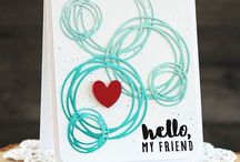 Stampin' Up! - Swirly Bird & Scribbles