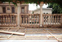 ALL THAT FALL [behind the scenes] / N38E13 presenta l'installazione ALL THAT FALL di Stefano Canto, a cura di Salvatore Davì, che si inaugura il 3 luglio del 2014, presso la Cappella dell'Incoronazione di Palermo, spazio off di Riso, Museo d'Arte Contemporanea della Sicilia.