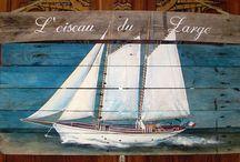 ξυλο ζωγραφικη