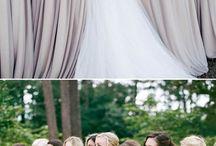 Ali's Bridesmaid dresses