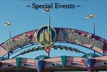 Spring Break at Disney World / Disney World tips & secrets to have a great spring break trip.