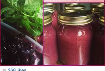 Juicing / by Tiffany Dailey-Faulkner