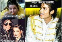 Michael Jackson Captions