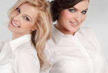 Koszule damskie MyElphi - sesje fotograficzne / Nasze piękne koszule, nasze piękne modelki - oglądaj, inspiruj się!