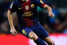 Andred Iniesta