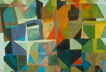 Nancy Crow / Art quilts