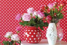 Everything Polka Dots / A fun board filled with all things with polka dots. / by Lasgalen Arts