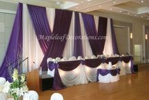 wed decors