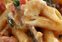 Maaltijden / Jambalaya pasta