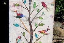 Bird Love.  / by Roxanne Becker