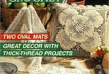 Magic crochet and other magazines