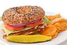 Bizo - Pentru un mic dejun sanatos / Sandwich-uri si salate Bizo