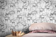 "FEATHR.COM - Scandinavian Wallpapers / Cool, crisp and oh-so-stylish – that's our unique range of modern Scandinavian designer wallpaper.  Elle Décor calls it their ""new favorite wallpaper""."