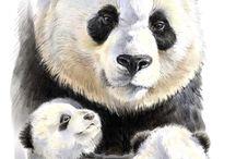 animaletti... watercolor