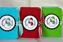 Arts, Crafts, & Treats:  Christmas / by Stacie Anne