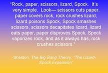 """Love """"Big Bang Theory"""" / by Ellen Shutts"""