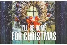 """""""I'll Be Home For Christmas"""" - 2015 Season - December 10 - 20, 2015 / What is the true meaning of Christmas?  Rushing to the mall, finding the right presents, choral concerts, egg nog with neighbors, decorating the house visitors are coming – so much to do and so little time!  With all the stress of the busy-ness of the season it's easy to forget the real heart of the holiday – spending time with friends and family.  Bursting with all your favorite Christmas songs, I'll Be Home For Christmas is traditional, family friendly entertainment for all ages."""