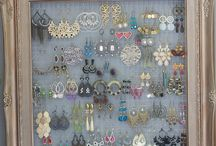 earrings storage