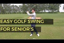 Danny - senior swing
