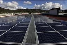 Strutture Fotovoltaico / Strutture reticolari per la posa di pannelli fotovoltaici