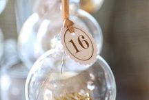 Holidays: Christmas: Advent / Advent Ideas