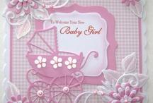 kortit: kaikki vauva-aiheiset / All babycards