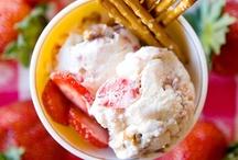 Popsicles, ice cream / by Hyunjung Kim