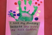 Mother's day ideas / craft ideas