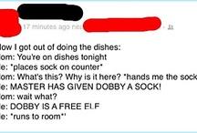 LOL!! / by Cecilia Daniels