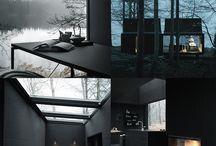 dark and cozy